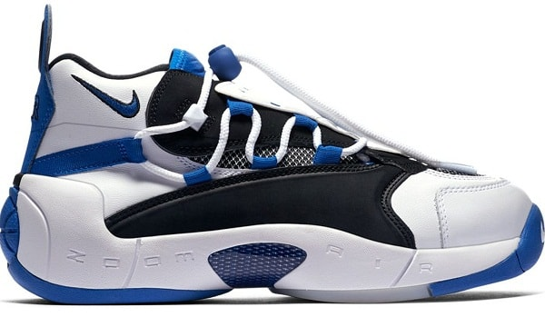 Harga Nike Air Swoopes II, Sepatu Khas Legendaris WNBA Sheryl