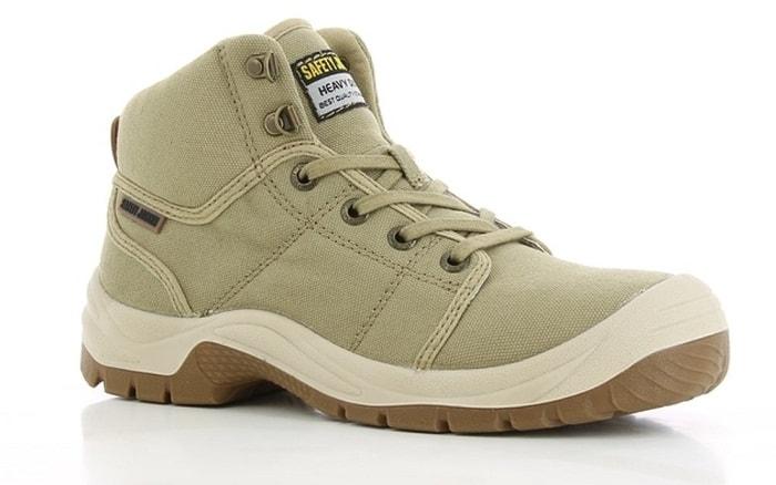 Harga Sepatu Safety JOGGER DESERT 011 Sand S1P dan Spesifikasi