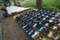 Wisata Belanja Sepatu Murah Tanggulangin