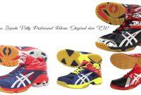 Harga Sepatu Volly Profesional Terbaru Original dan KW