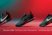 Sepatu Nike Terbaru dan Harganya - Original dan Kw
