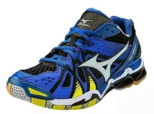 Sepatu Volly Mizuno dan Harganya Original dan KW 14