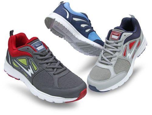 Bentuk dan bahan sepatu