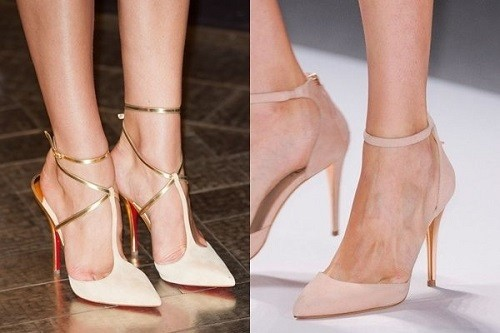 bentuk tubuh - model sepatu kerja wanita