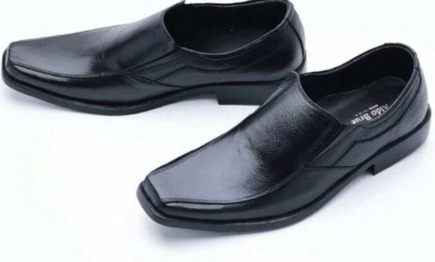 Model Sepatu Pria Terbaru pantofel